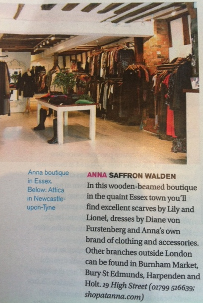 ae48b42856 ANNA blog: ANNA Saffron Walden is listed as one of the 50 best ...