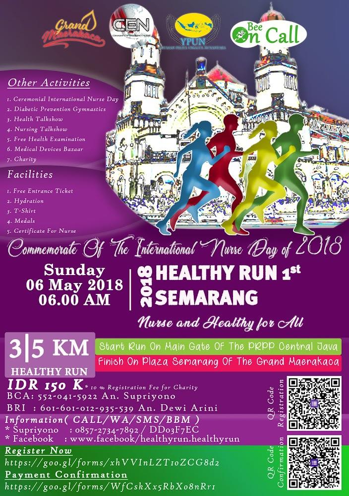 Healthy Run 1st • 2018