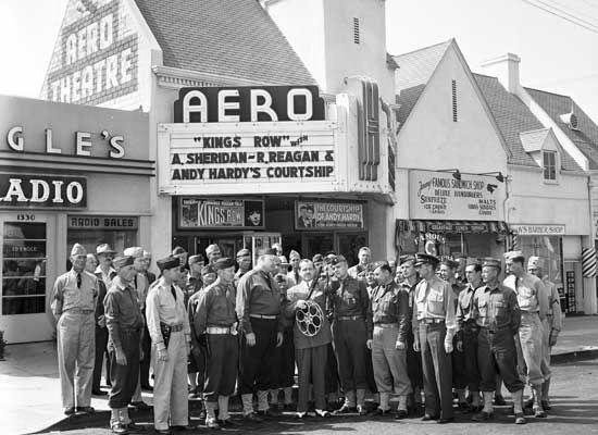 Los Angeles Theatres Aero Theatre