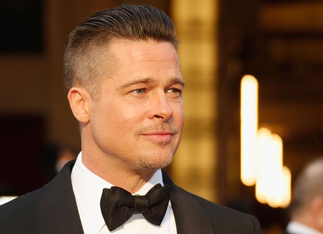27 Handsome Brad Pitt\'s Hairstyles | Hairstylo