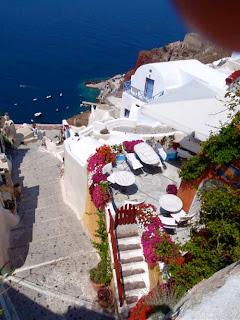 Hotel Oia Santorini Greece
