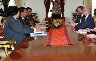 Perangkat Perwakilan Diplomatik Republik Indonesia