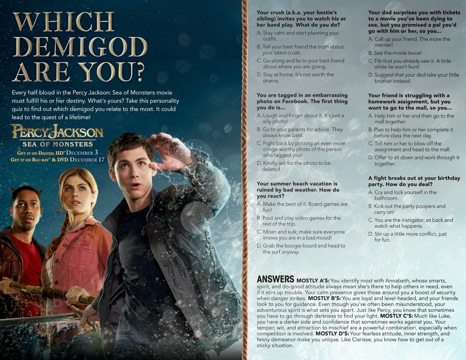 percy jackson sea of monsters 2013 holiday gift guide rh atticgirl com percy jackson ultimate guide pdf percy jackson & the olympians the ultimate guide