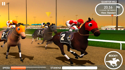 Photo Finish Horse Racing (MOD money) APK For Android