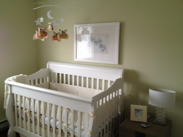 Parkdale Ave Crystelle S Baby Room