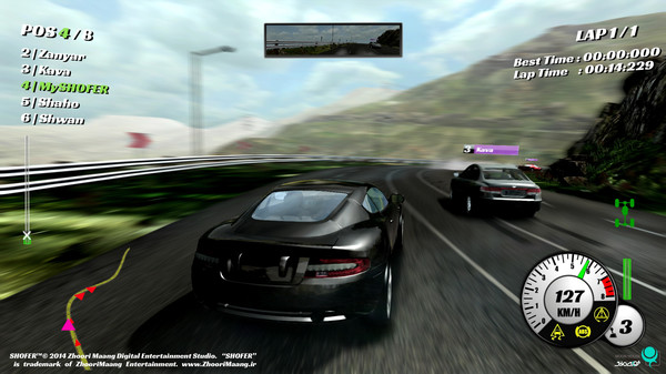 SHOFER Race Driver PC Full Version Screenshot 3