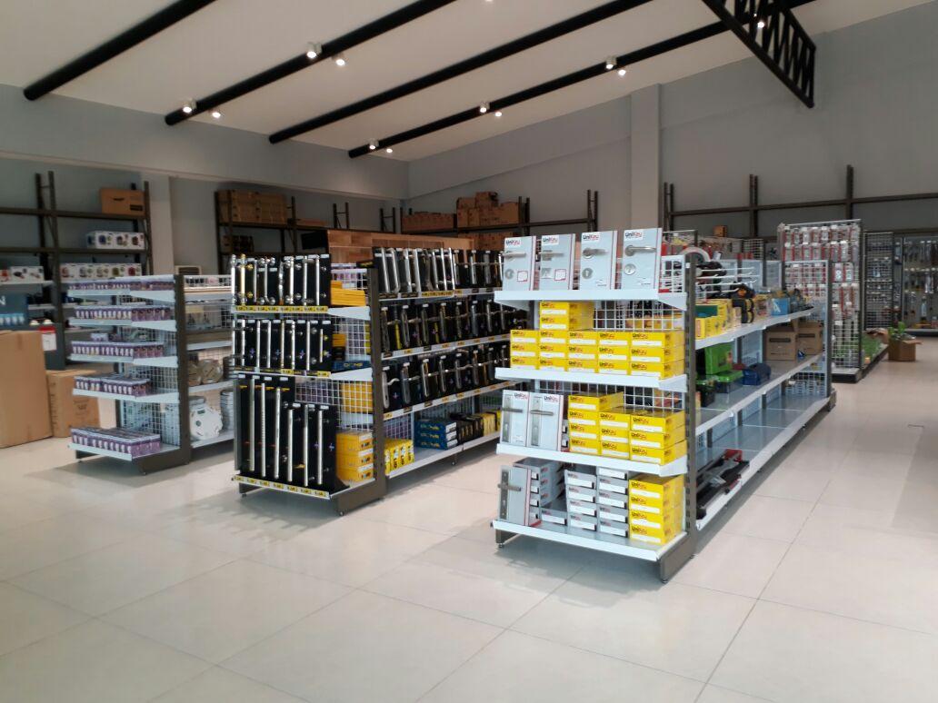 08787 024 7579  Rak minimarket modern  Bengkel las Bogor