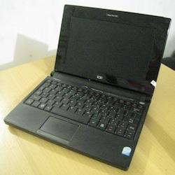 jual netbook second ion qbook