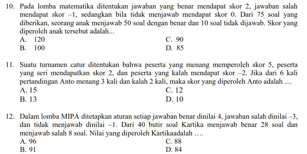 08/02/2020· so, sukses kreaplin di pt ymma ini penting. Contoh Tes Psikotes Matematika Di Perusahaan Dan Jawabanya