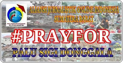 AJO Indonesia Sumbar Gelar Aksi Peduli Sulteng
