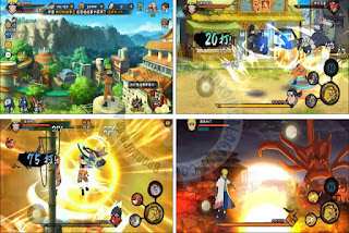 Naruto Mobile Mod Apk v1.14.12.10 (High Damage & More) for Android Terbaru