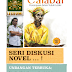 Undangan Lesbumi NU Sulut; Diskusi Novel