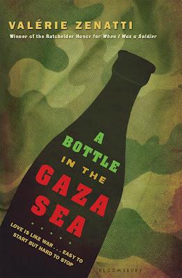 Bottle in the Gaza Sea by Valérie Zenatti
