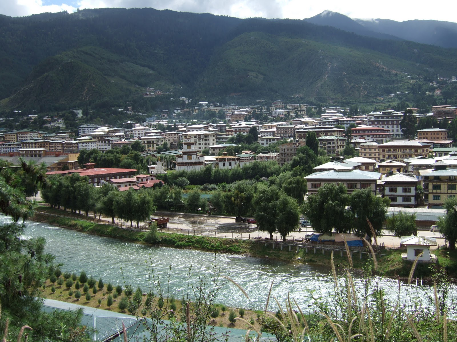 Thimphu, Capital do Butão