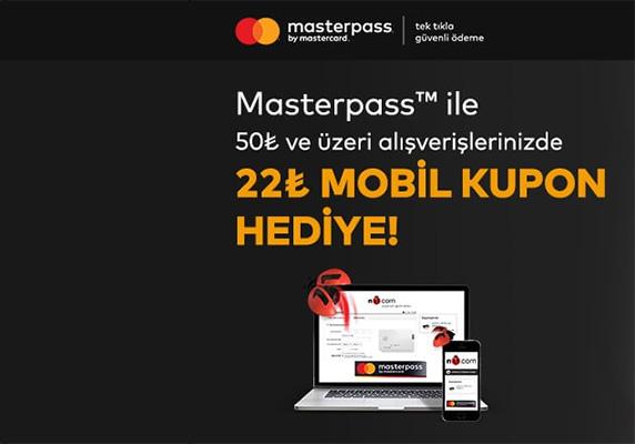 n11.com indirim kuponu, n11.com kampanya, Masterpass,Mobil İndirim Kuponu, Güncel Kampanyalar,