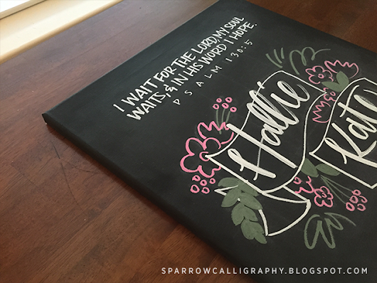 Hallie Kate Chalk Design