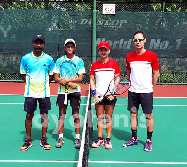 Fed Cup Junior 2018: Indonesia Bekuk Sri Lanka di Laga Kedua