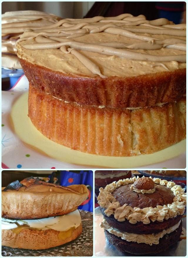 Eight Apple Cake