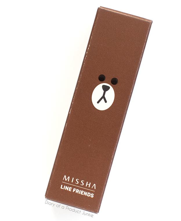 Diary Of A Product Junkie: Missha x LINE FRIENDS Matte
