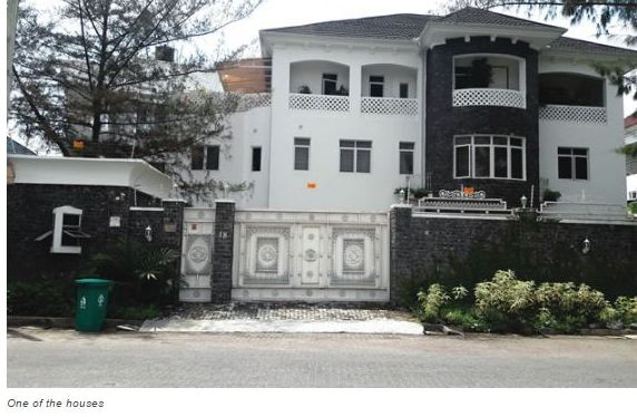 This Mansion Belongs To A Female Judge?... EFCC Moves To Take Over