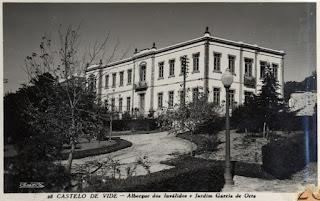 OLD PHOTOS / Jardim Garcia D´Orta, Castelo de Vide, Portugal