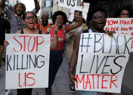 black lives matter in nigeria
