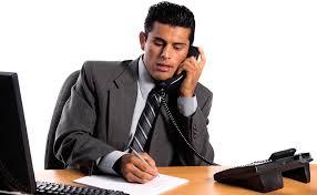 entrevista de emprego pelo telefone