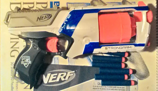 Nerf, Strongarm, Workhorse