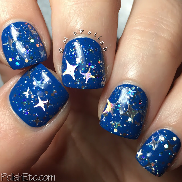 Whimsical Ideas by Pam - Holiday 2018 - McPolish - Seems Like a Dream