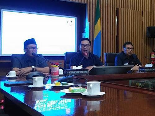Pemkot Bandung dan KPU Tanda Tangani Perjanjian Hibah