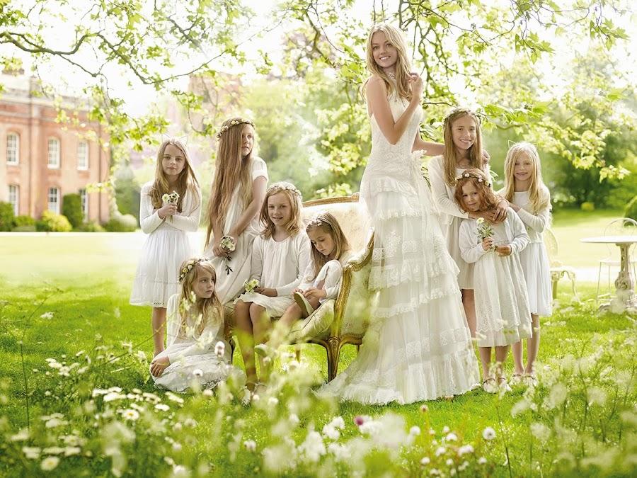 La sposa colección 2015 novia Lindsay Ellisong