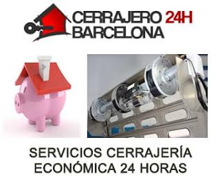 Servicios Cerrajería Económica 24 Horas