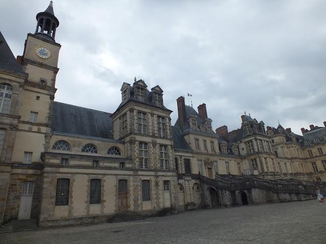 qué visitar en el Palacio de Fontainebleau