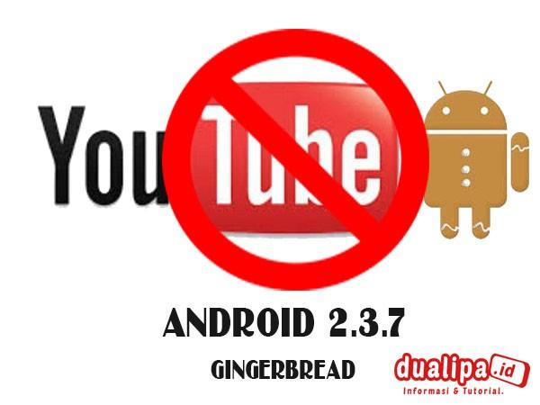 Hp Android Tidak Bisa You Tube dan Layanan Google Mulai 27 September 2021