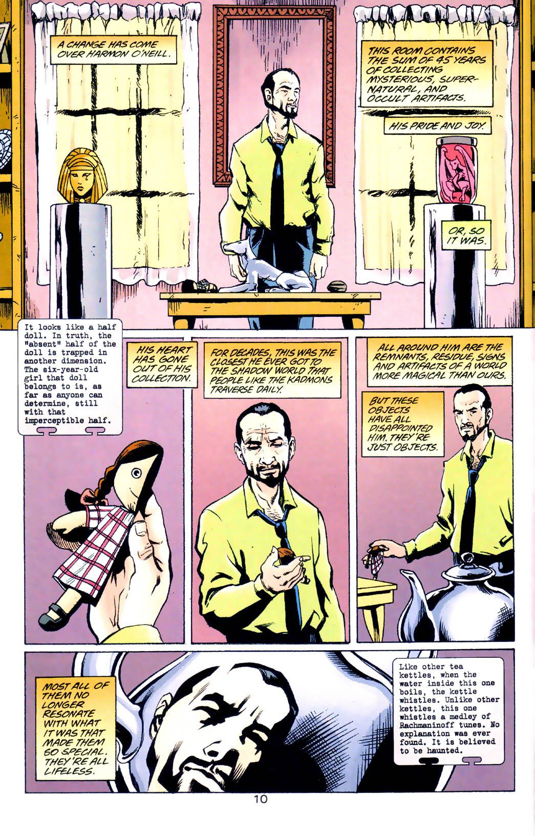 Read online Midnight, Mass comic -  Issue #6 - 11
