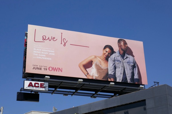 Love Is series premiere billboard
