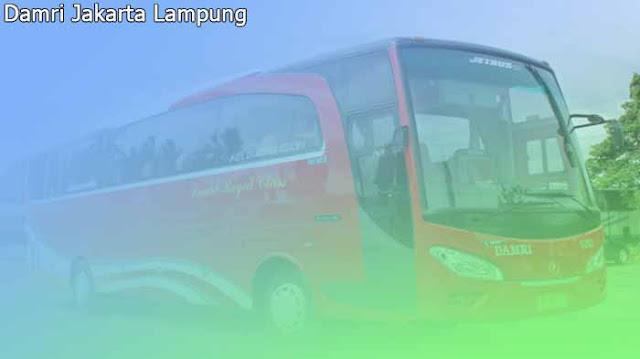 Jadwal Damri Jakarta Lampung
