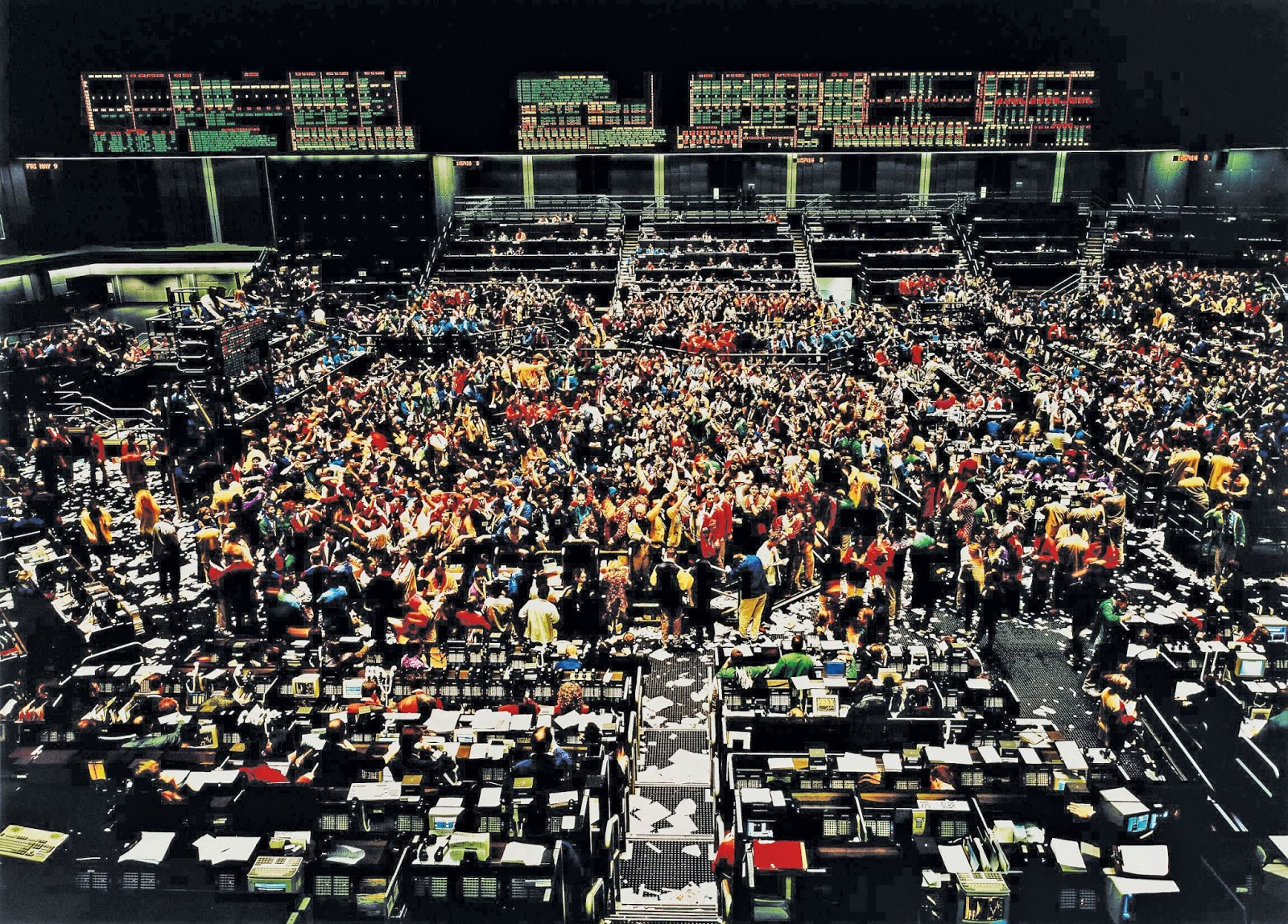 andreas gursky chicago stock exchange