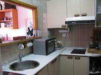 apartamento en venta calle bisbe serra benicasim cocina