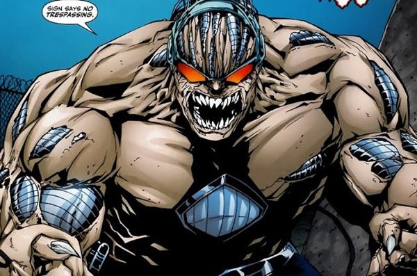 siapa equus adalah musuh superman, kekuatan equus dc comics