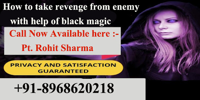 How to take revenge from enemy with help of black magic