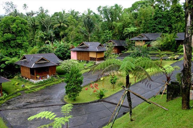 Danau Linaw Hotel