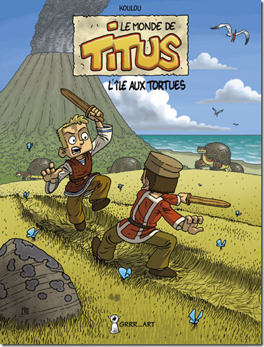 le monde de Titus
