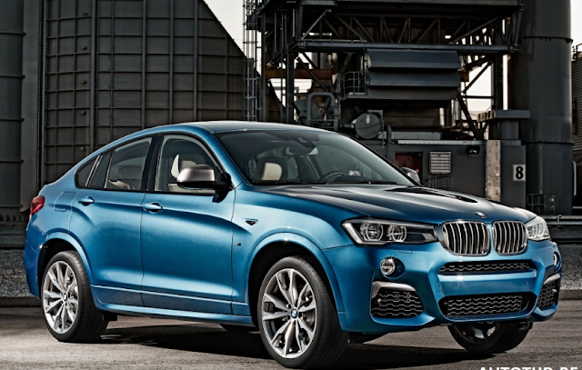 2018 BMW X4 M40I Redesign and Powertrain Upgrade