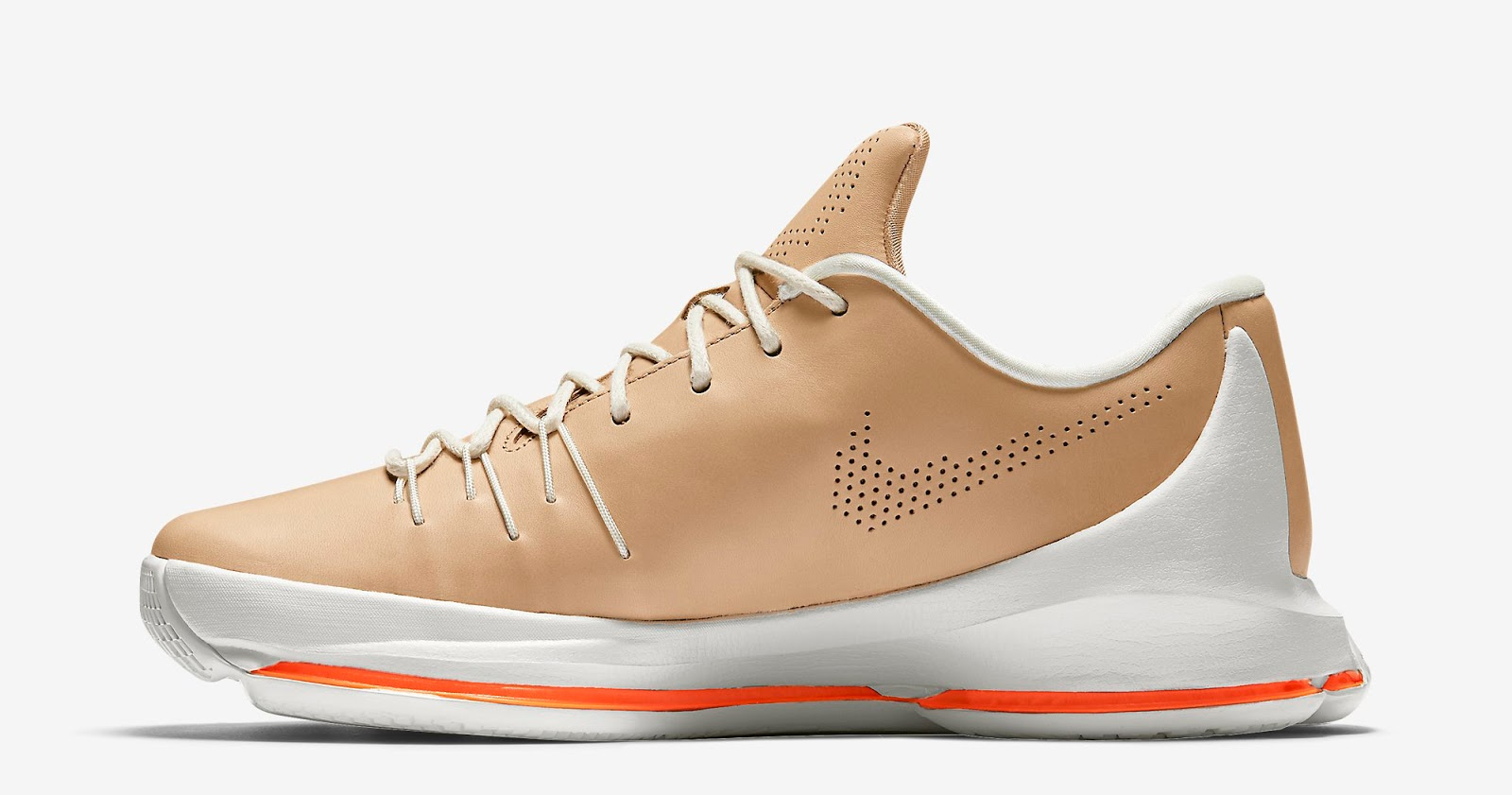6a0f6e67356f ajordanxi Your  1 Source For Sneaker Release Dates  Nike KD 8 EXT Vachetta  Tan Sail-Total Orange Release Reminder