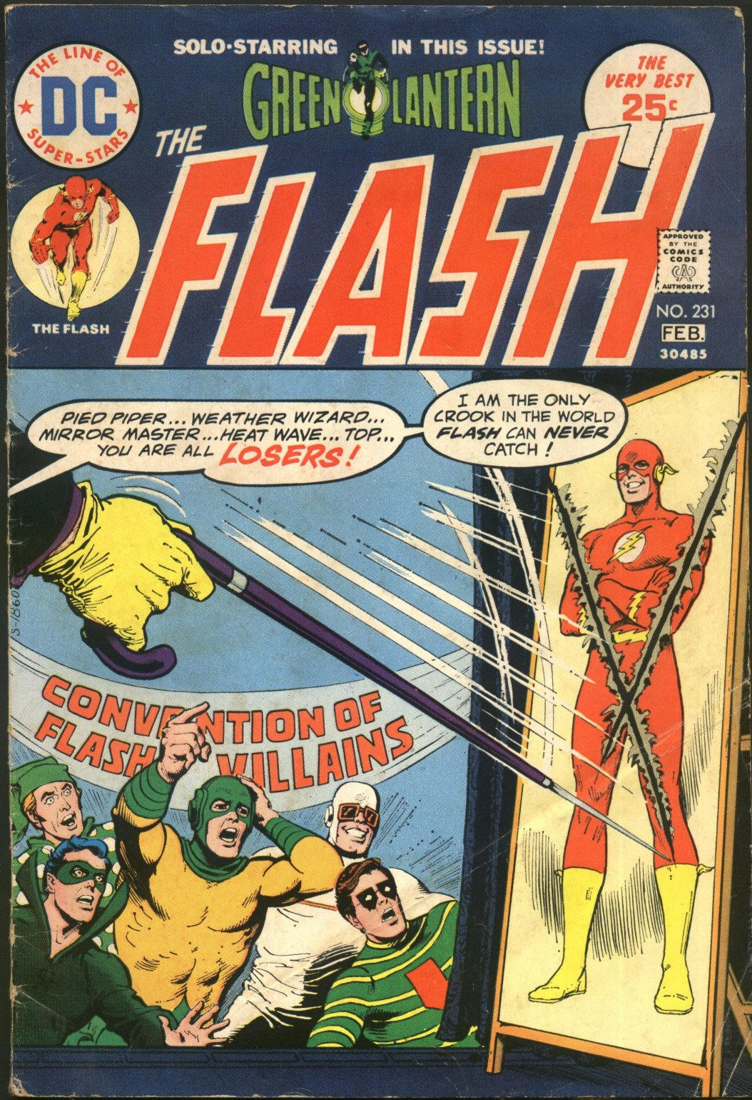 The Flash (1959) 231 Page 1