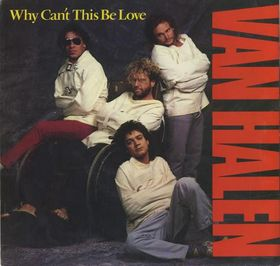 "Van Halen - ""Why can't this be love"" (single)"