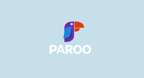 Paroo a Travel Agency's Logo example