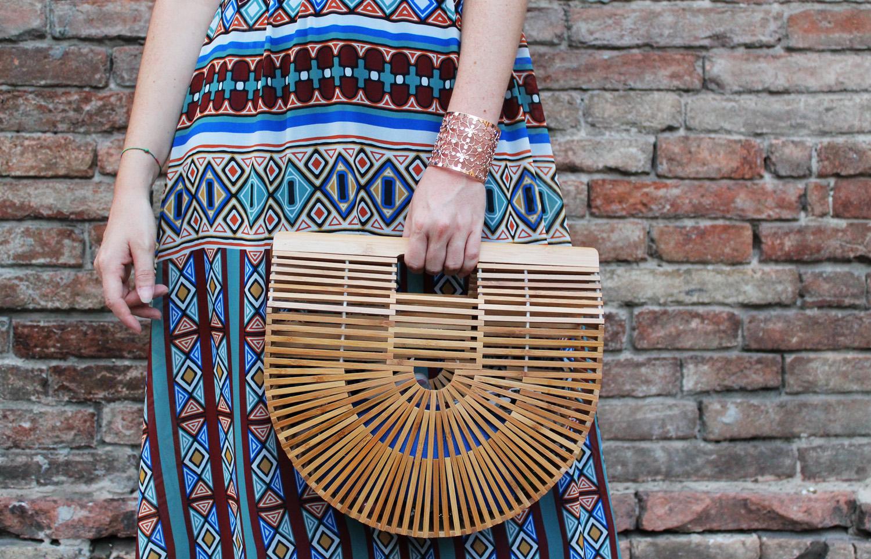 borsa bamboo cult gaia bracciale Boccadamo