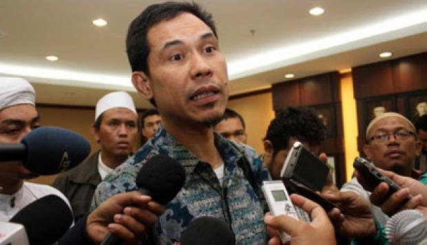 Tak Boleh Masuk Ikuti Gelar Perkara, Munarman Meradang!